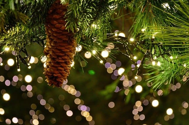 Green Christmas Decorating Ideas